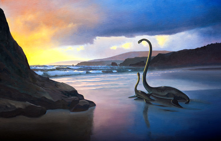 Plesiosaurs - After Image