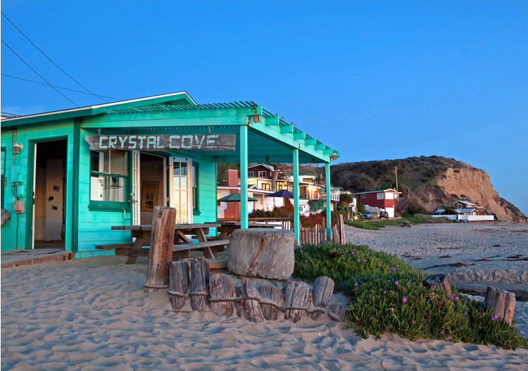Newport Beach Crystal Cove Cottages Images